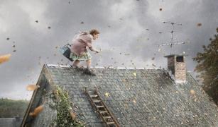 Какая крыша выдержит сильный ветер?