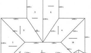 Как рассчитать металлочерепицу для крыши