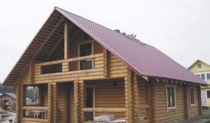 Двускатная крыша. Особенности конструкции и строительства
