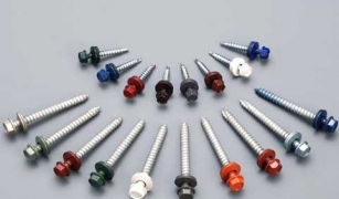 Саморезы для металлочерепицы: какими они должны быть?