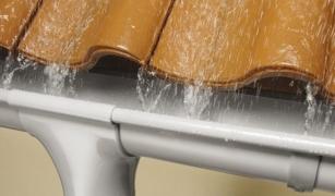Правильное проектирование водослива с крыши